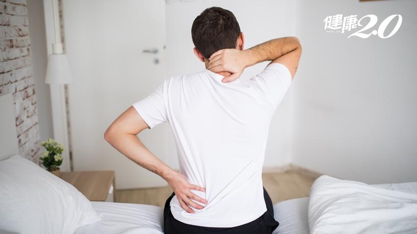 痠痛總是一再復發?必知4個預防重點 簡文仁治痛8字訣