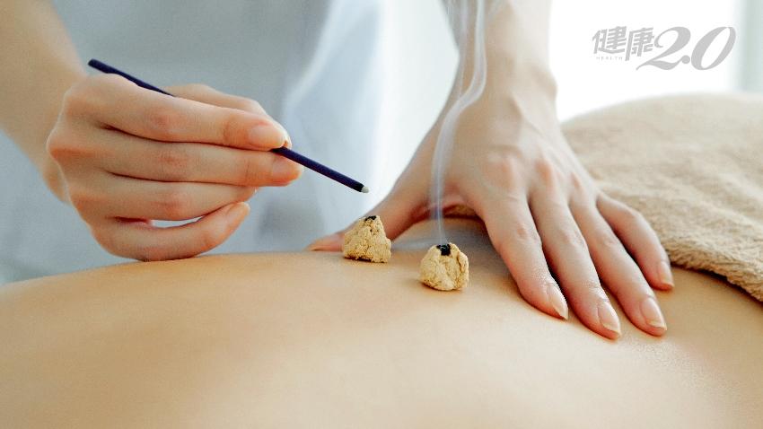 中醫「艾灸」驅寒暖子宮,在家靠「吹風機」也能自療解痛