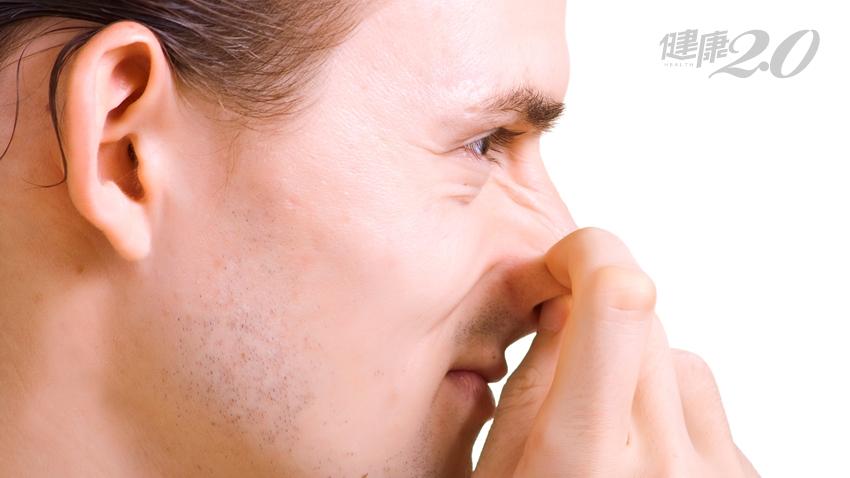 不自覺愛挖鼻孔,小心慢性鼻竇炎!中醫1招沖走細菌
