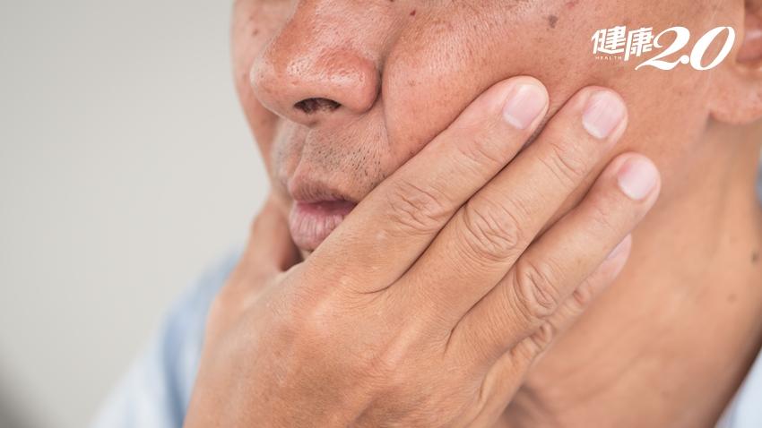 化療後口腔潰瘍 讓他痛得說不出話…中醫「兩藥方」7天改善!