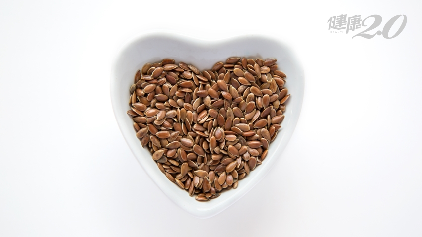 用「種子」抗發炎!亞麻仁籽這樣吃 護心解便祕