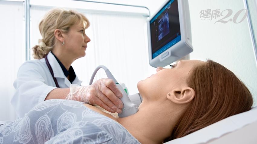 發現甲狀腺結節該不該處理?智慧醫材幫熟女揪出早期癌