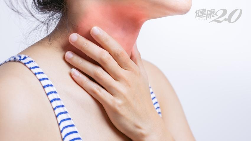 頭痛醫不好?莫名全身倦怠、肩頸僵硬?小心上咽喉慢性發炎
