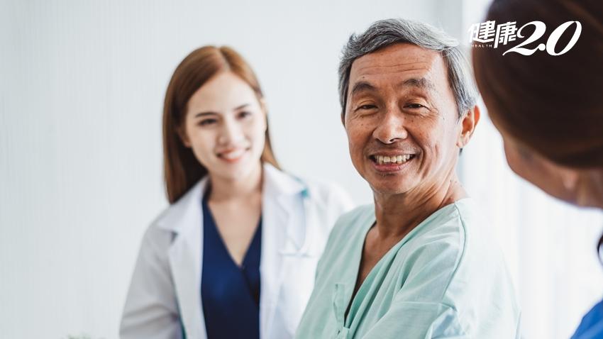 別急著回家住!「很有感」的照護方式,為病人打理好健康再出院
