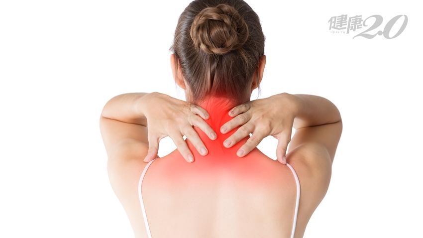經絡不通,痠痛就來!6個「治療點」自己按 肩頸腰痠一網打盡