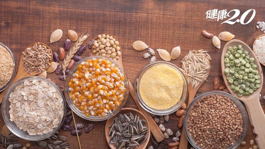 五穀養五臟:「麥黍粟稻菽」別吃錯時機