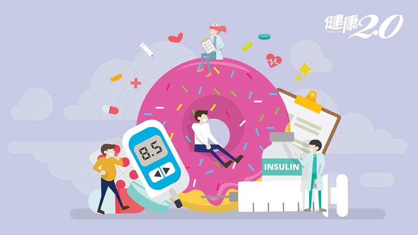 陰道反覆感染?剛吃完又餓?4徵兆暗示你 離糖尿病很近