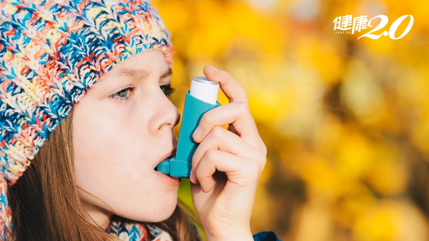 天冷溫差大易誘發氣喘 專家:3叮嚀照顧呼吸道
