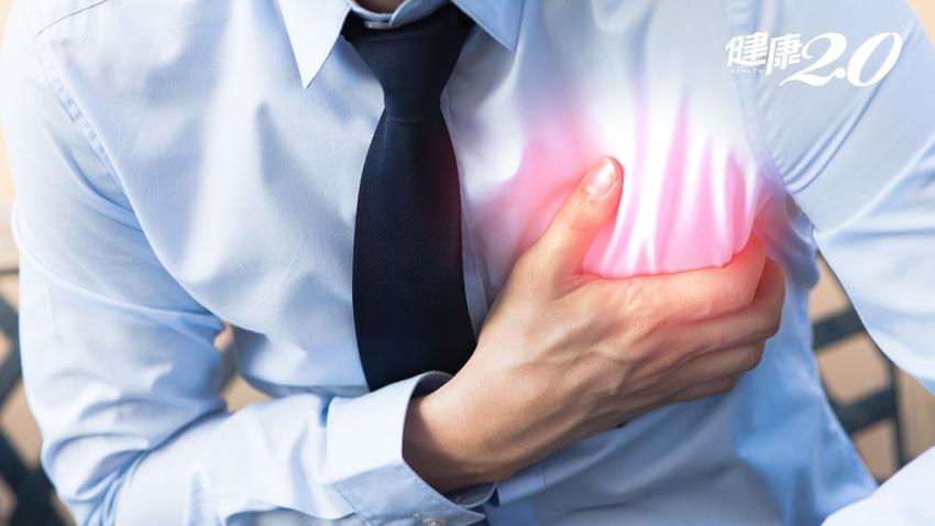 心臟最怕忽冷忽熱,中年人也要注意! 醫:除了胸痛還有這些症狀