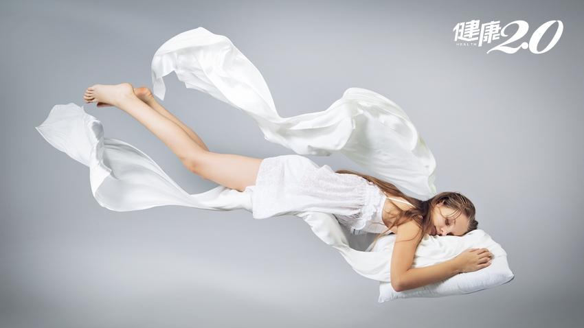 比吃保健品效果更好!好好睡「回春荷爾蒙」會在這時段分泌