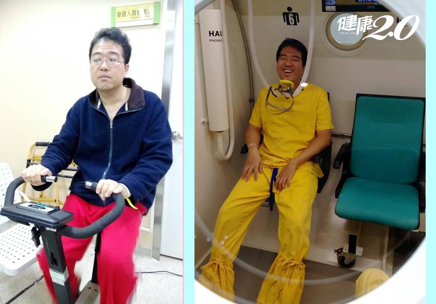 物理治療師腦中風 復健+這治療2個月活跳跳