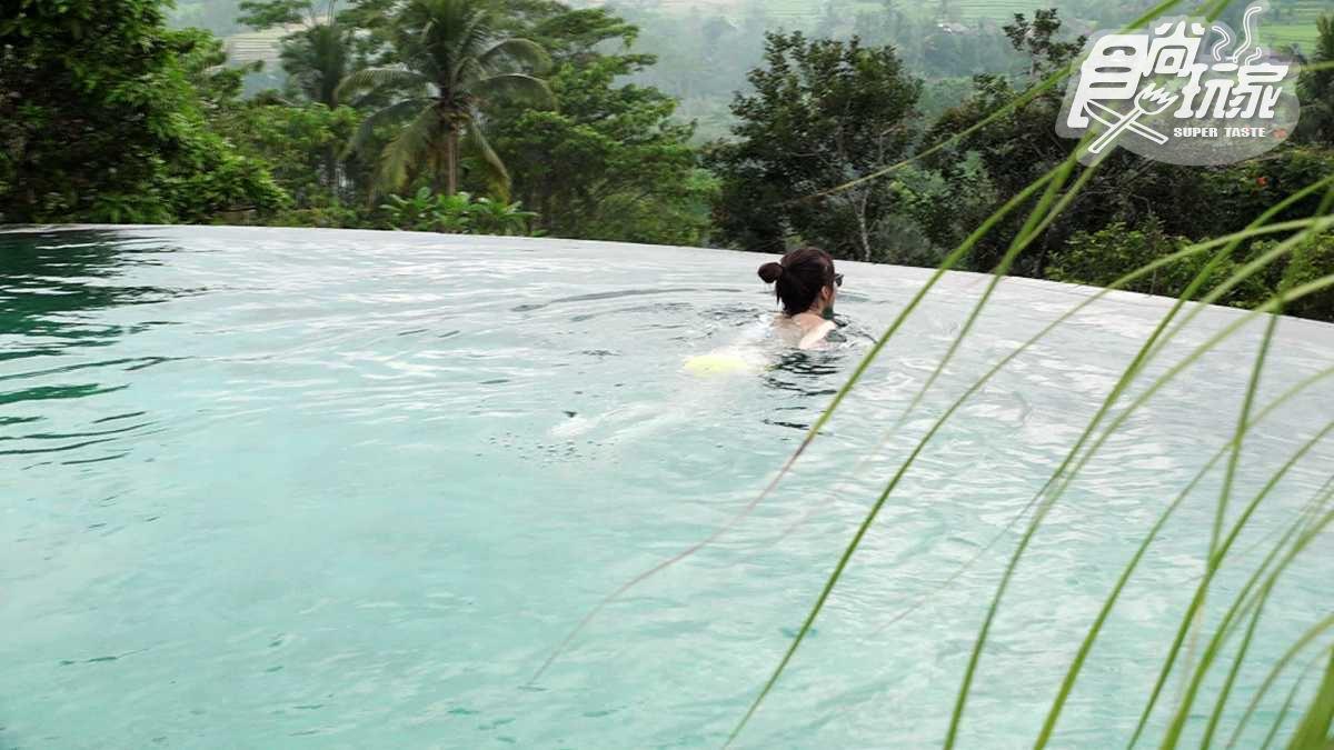 花小錢當貴婦蜜月首選!獨棟VILLA太浪漫 無邊際泳池遠眺火山