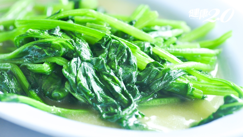 菠菜維生素C高!最營養「部位」是這裡,用這一招「去澀」