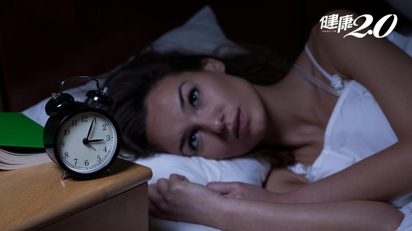 這些生活習慣不改,難怪夜夜難眠