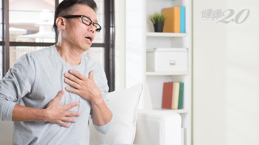 老翁喘吁吁竟是肝腫瘤堆疊,險「癌栓塞」 醫:幸有這習慣才能保命
