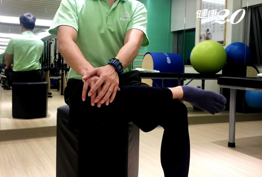 腰背痛、蘿蔔腿、鬆垮臀…拯救「過勞肌」就靠這3招!