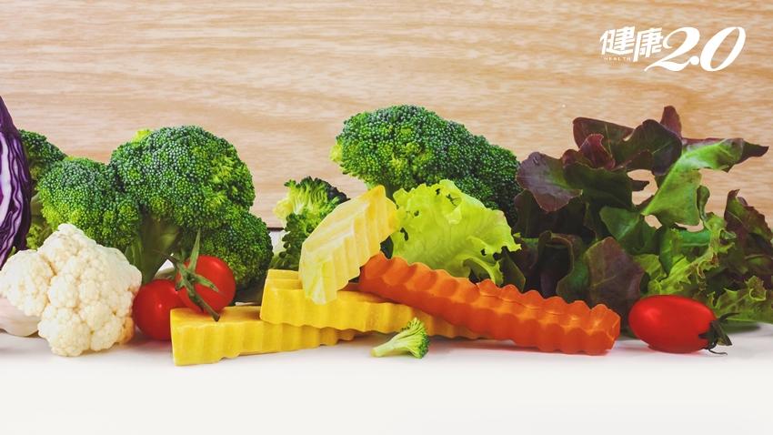 「血管變年輕」是吃出來的!強力抗氧化食物就是「它」