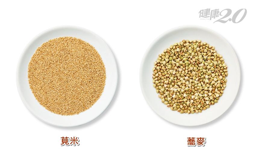 10種神奇穀類,讓白米飯搖身一變成瘦身利器!