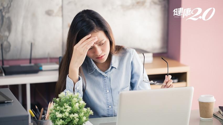 脖子太緊讓你頭痛?醫師傳授自我檢測+自我解痛祕訣