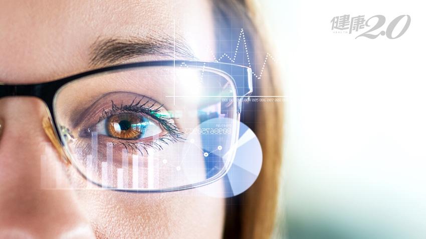 長庚成功案例 電子眼助7名全盲者重見光明