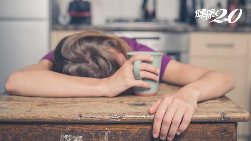 老覺得累?當心健康亮紅燈 名醫江坤俊這樣消除疲勞!