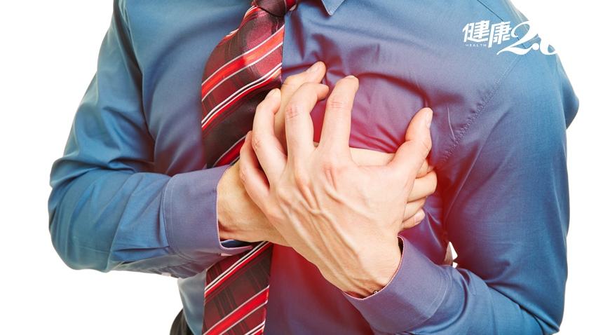 心肌梗塞年輕化 專家:只要把它降低就能遠離風險