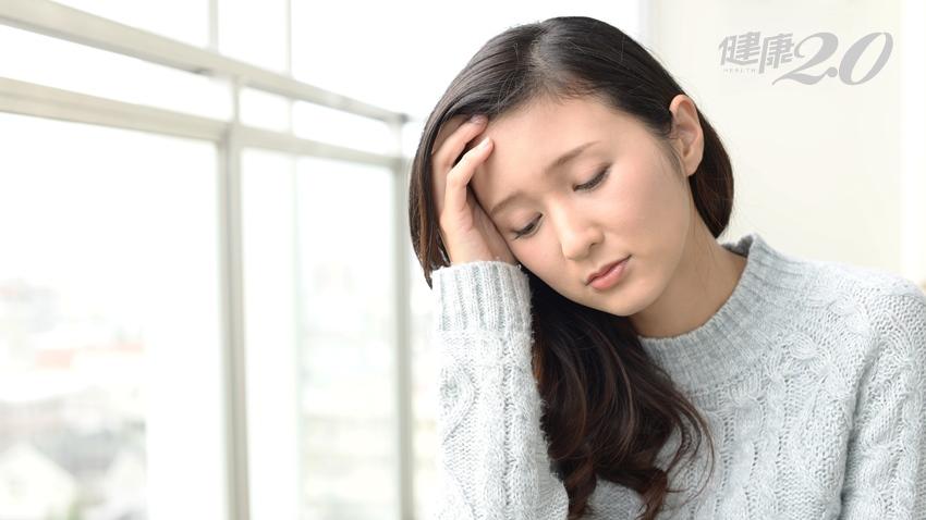 長期疲倦、心臟衰竭 竟與子宮肌瘤有關?