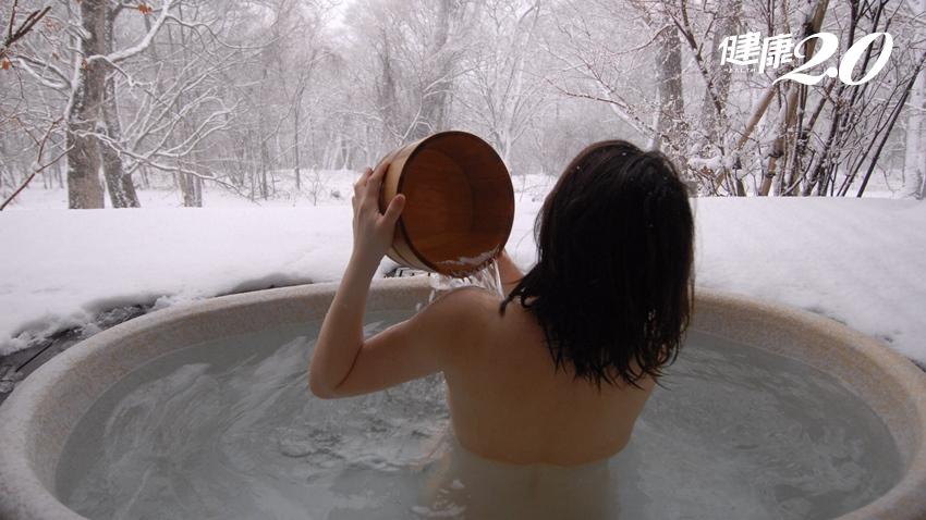 冷天泡湯真享受 醫:這樣泡才有益心血管