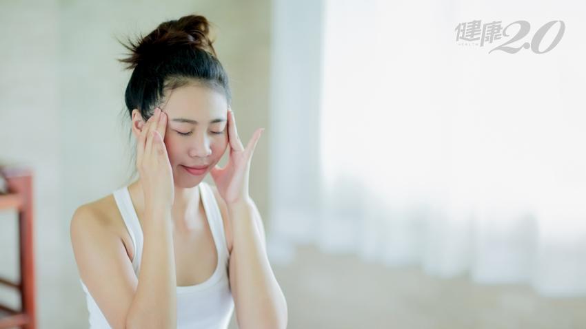 活腦、助眠、穩血壓…按摩頭部4招 靠雙手很夠力