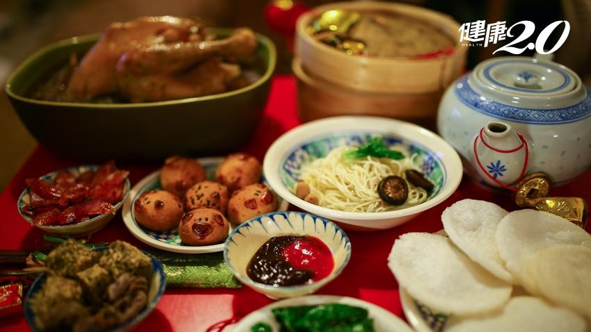 年菜食材還一堆怎麼辦?營養師巧手將3道剩餘年菜變身美味小吃