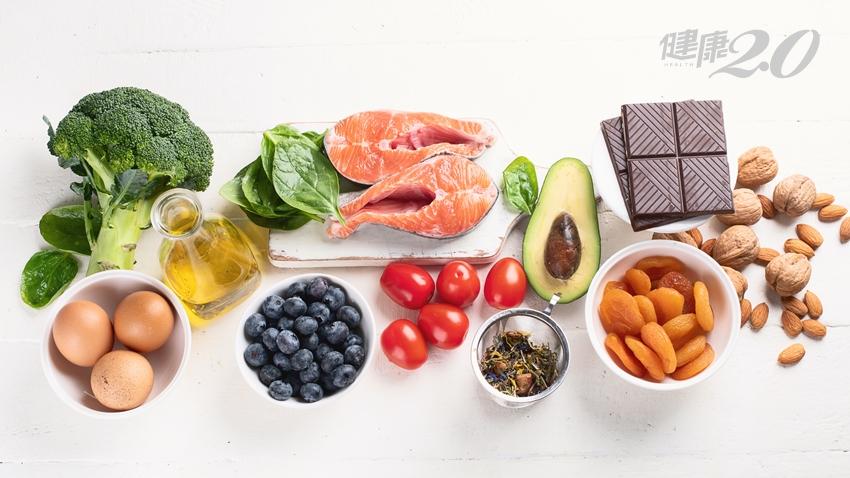健腦防失智「心智飲食法」 快算算你的日常飲食得幾分!
