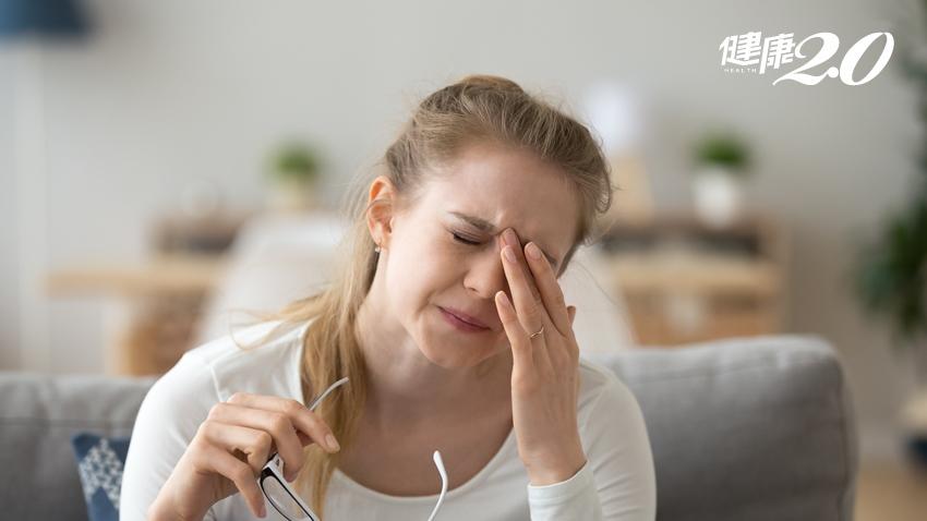 頭痛欲裂竟是青光眼!小心失明,必知護眼4原則