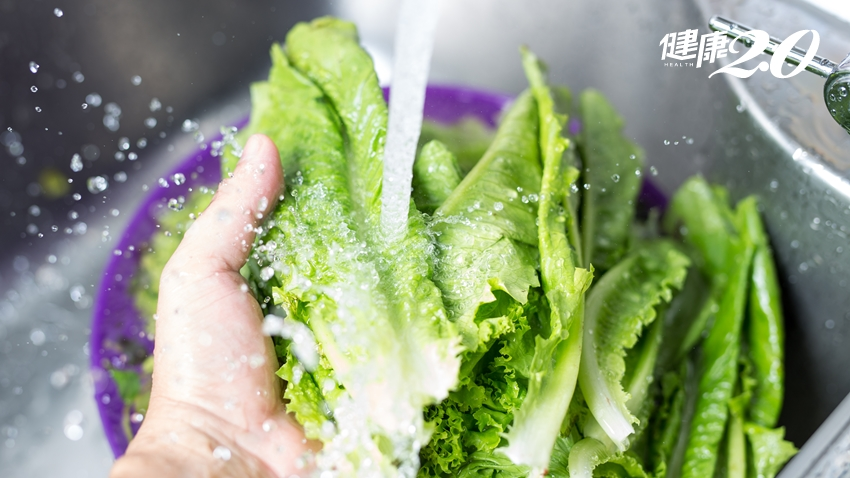 你的洗菜習慣,是先切還是先洗?錯誤方式小心營養流失