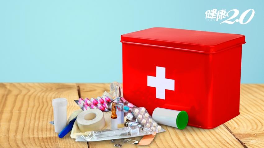 防過年病!藥師的備藥清單6重點 假期出遠門不掃興