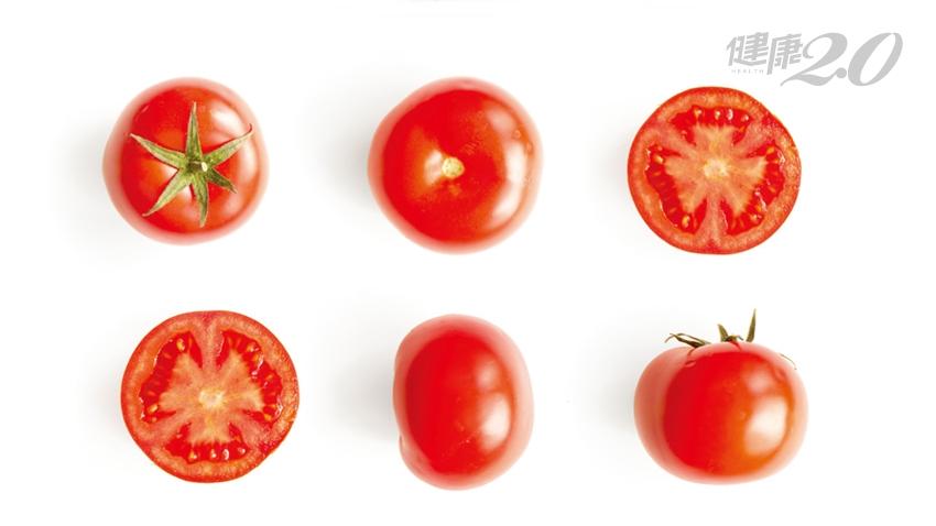 番茄這樣吃,飽足又能瘦!達人加碼公開「選購+保存祕訣」