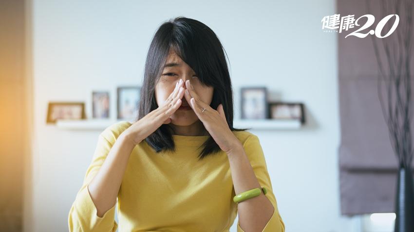 嚴重鼻塞及打鼾竟是罹癌症兆 6大症狀小心鼻咽癌