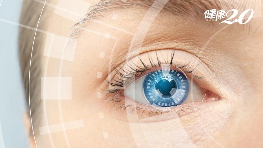 幹細胞療法新突破!「視網膜修復再生」可望治療青光眼、黃斑部病變