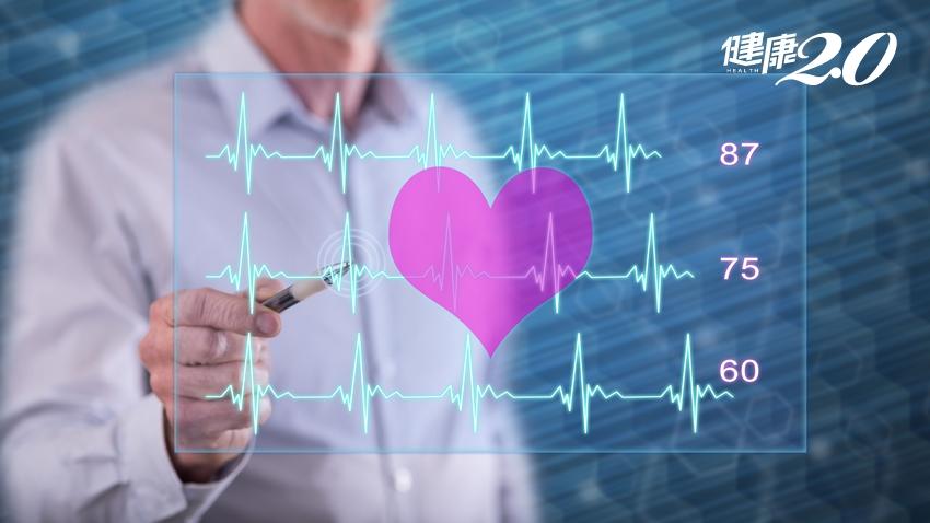 心律不整引發頭暈、呼吸困難險昏倒 它「隔空救援」免於憾事