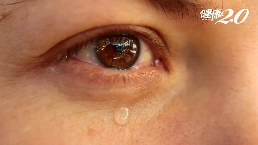 為什麼乾眼症還一直流眼淚?白內障點眼藥有效?眼科醫一次解答