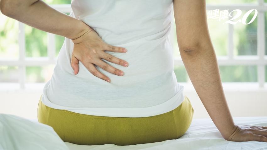 起床時下背部僵硬,是僵直性脊椎炎嗎?