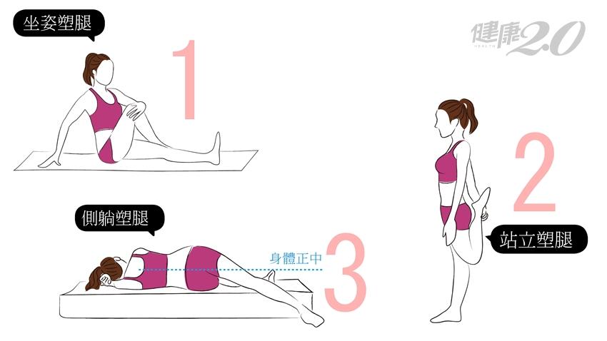簡文仁教你瘦腿3運動 消水腫、腰腿也不痠了!