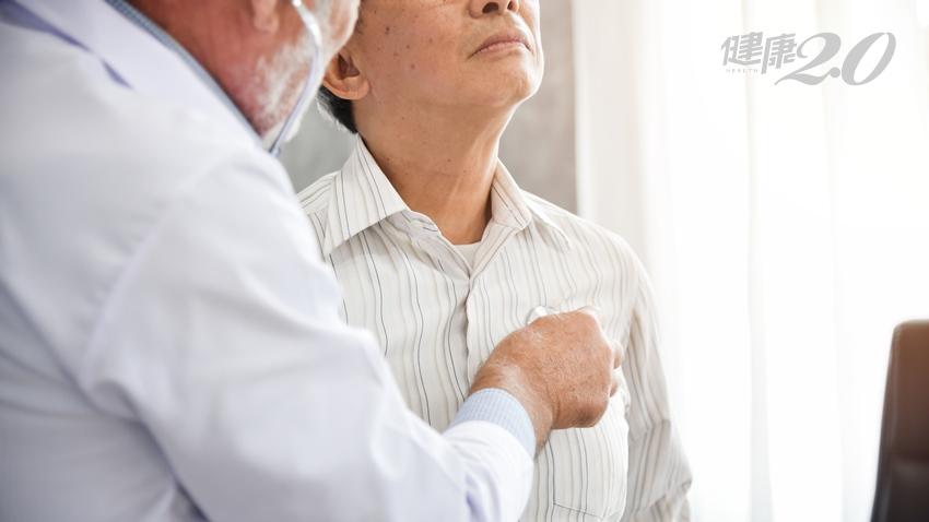 染肺炎不見得會發燒,長輩有這2大症狀快就醫