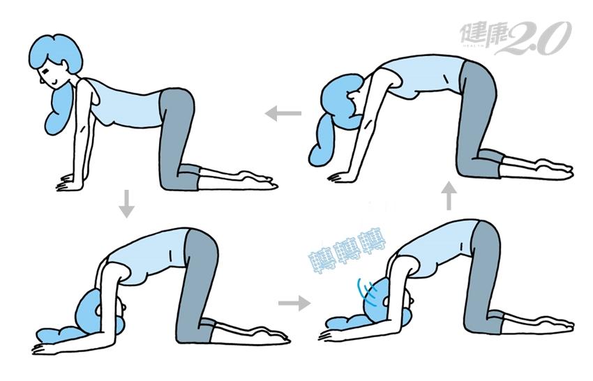 一緊張就頭脹痛?經常練鳥籠式呼吸、睡前做兔子體操