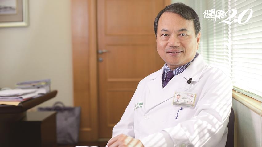 我也是糖尿病人!名醫吳志雄自創3招控糖法、1種運動強膝蓋