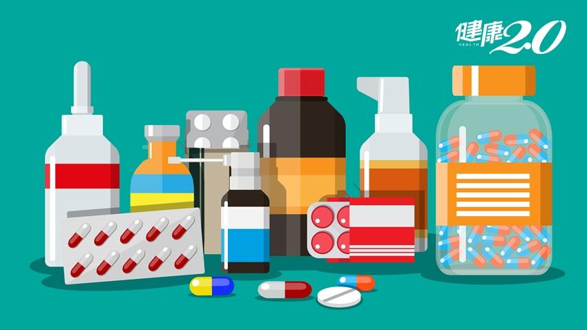 膠囊、藥粉、栓劑如何保存?遠離「3害」避免「吃藥變吃毒」