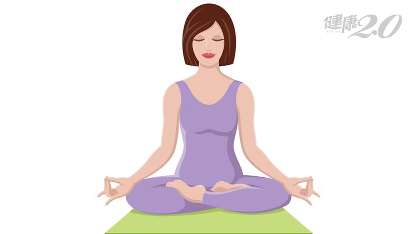1種呼吸法激發「腦內荷爾蒙」 改善失眠、焦慮、疼痛……