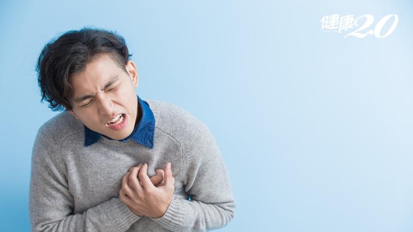 胸背如刀割竟是主動脈剝離?2大致命警訊應儘速就醫