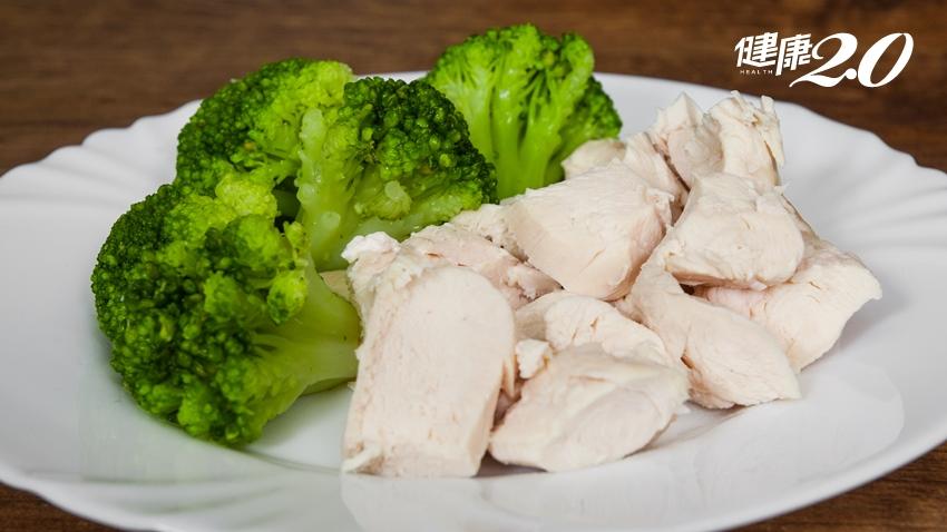 青菜、雞肉都吃燙的,比較養生?營養師破解3大常見飲食迷思