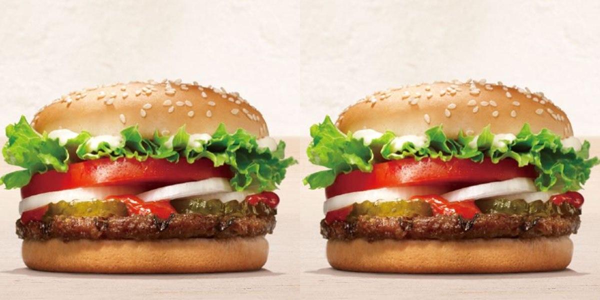 只有更狂!漢堡王雙12推「買一送二」,小華堡、輕鬆薯免費吃