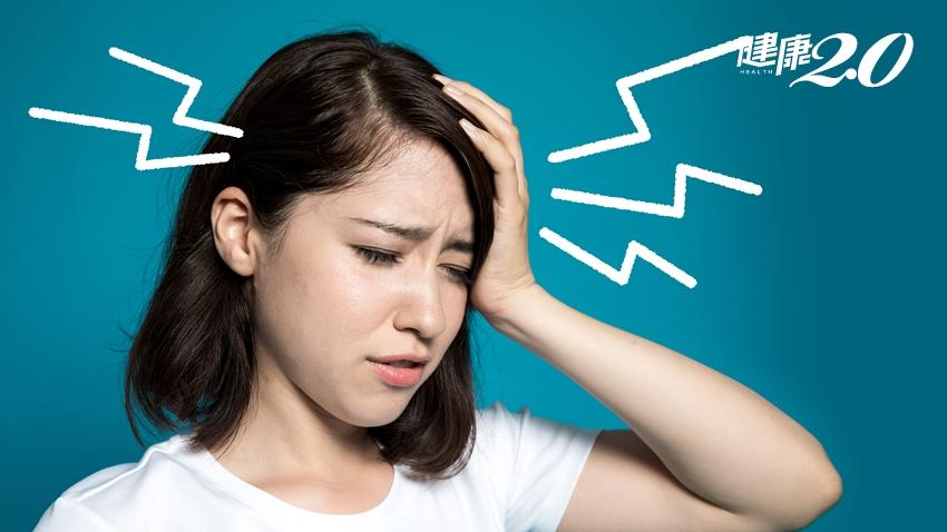 餐餐攝取鎂、B2、B6甩頭痛 依「經前症狀」加選4營養素